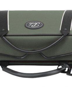 Pedi NiteFlash 4/4 Violin Case - Olive Green w/Black Trim
