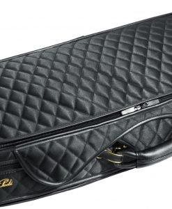 Pedi Model 8300 4/4 Violin Case - Black/Camel