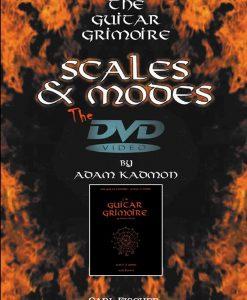 Adam Kadmon: Guitar Grimoire - Scales and Modes - DVD - Carl Fischer