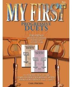 My First Progressive Duets - Clark, Gazda - Carl Fischer