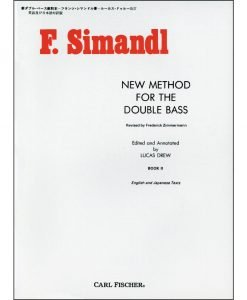Simandl - New Method for the Double Bass