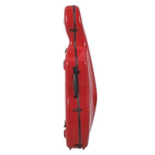 Gewa Air Thermoplast Cello Case Red