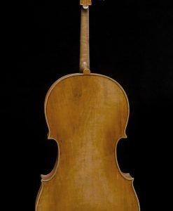 Jan Szlachtowski – Guadagnini Model Cello Back