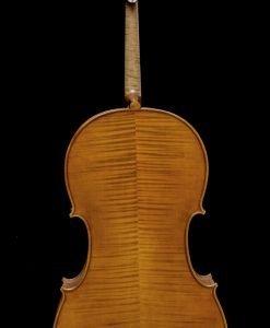 Jan Szlachtowski Workshop Model Cello Back