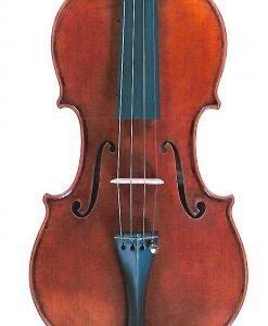 Scrollavezza and Zarne Atelier Violin