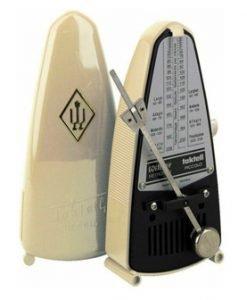 Wittner Taktell Piccolo Metronome Ivory