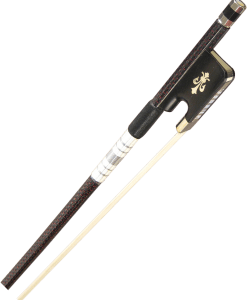 Evergreen Workshop 300 Series Carbon Graphite Cello Bow Red