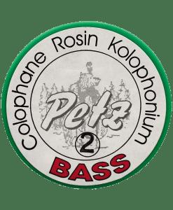 Petz No. 2 Soft Bass Rosin