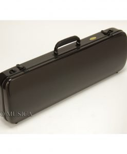 Otto Musica Mirage Black Oblong 4/4 Violin Case