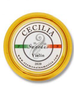 Cecilia Sanctus Violin Rosin