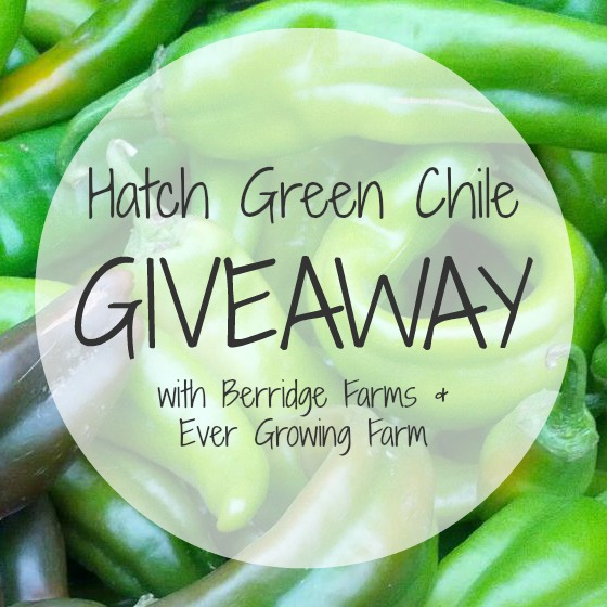 hatch green chile giveaway