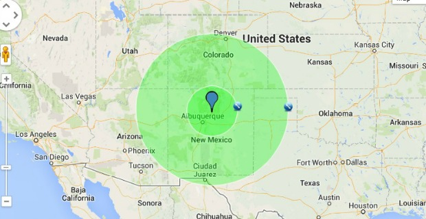 300 miles radius around Santa Fe - Local Bite Challenge