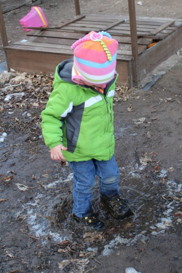 Puddle Jumping - Ember