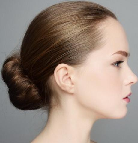 Haarfrisuren Frauen Lang