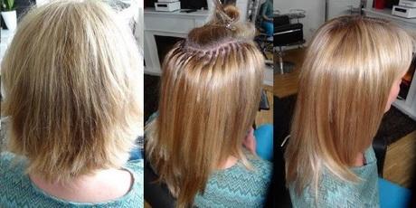 Extensions bei kurzen haaren