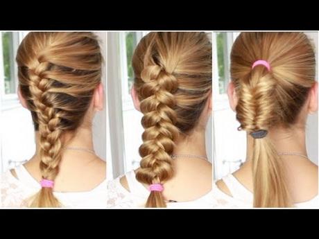 Flechten haare