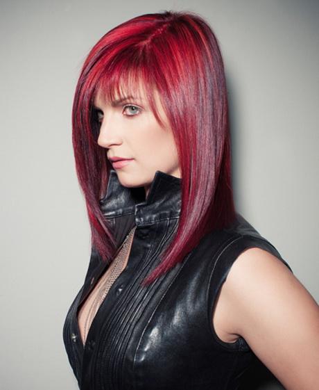 Frisur rote haare