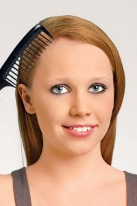 Frisuren fr langes feines haar