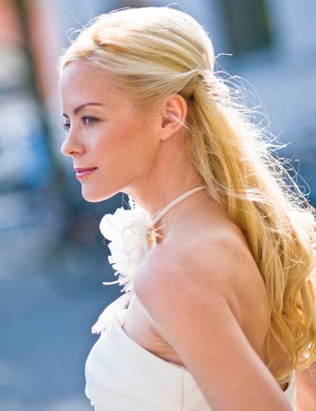 Braut Haare Offen Oder Hochgesteckt