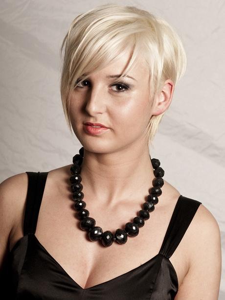 Frisuren Blond Kurz