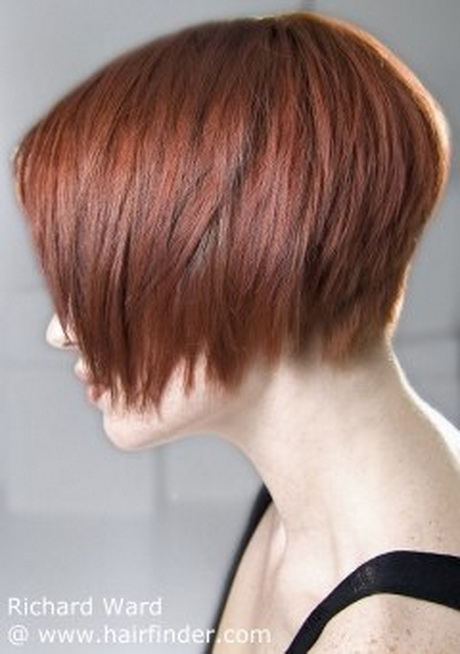 Frisuren von hinten