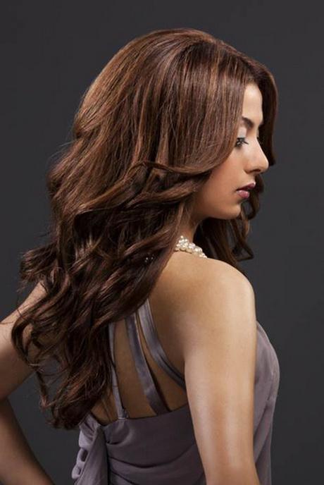Haarschnitte stufig