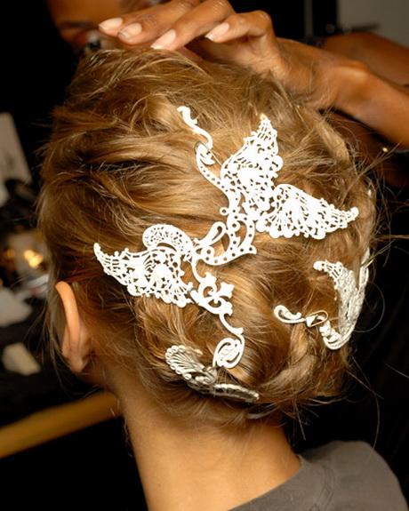 Haarspangen fr hochsteckfrisuren