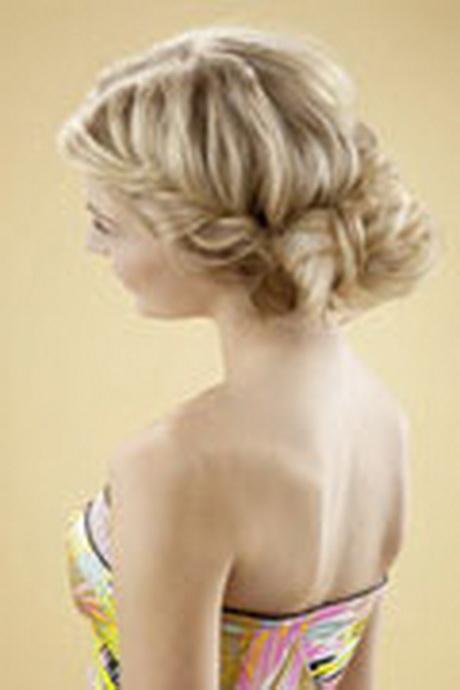 Hochsteckfrisuren fr kinnlange haare