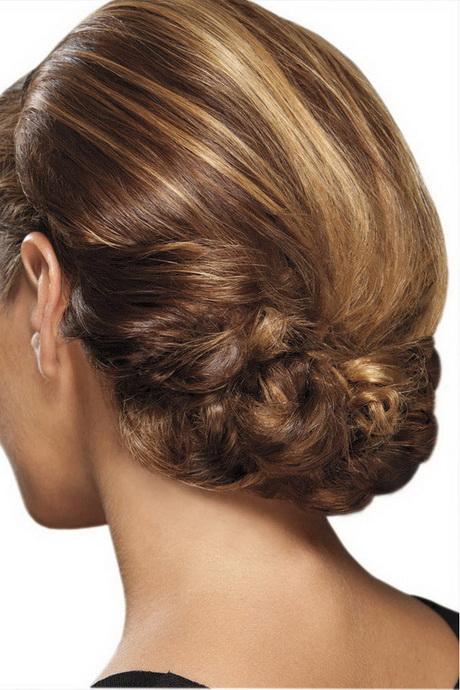 Hochsteckfrisuren schulterlange haare