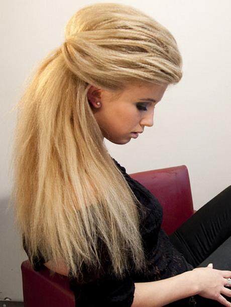Party frisuren fr lange haare