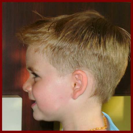 Frisuren jungen kinder