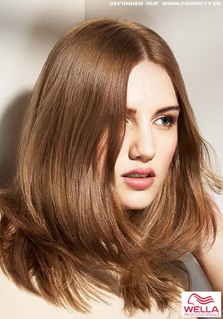Haarschnitt fr schulterlange haare