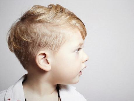 Kinderhaarschnitt jungs