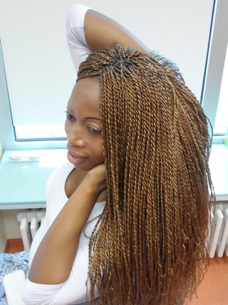 Afrikanische haare flechten