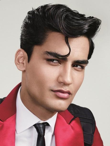 Moderner Haarschnitt Mnner