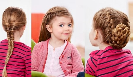Zpfe flechten bei kindern