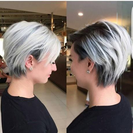 Frisurentrends 2018 kurzhaar damen