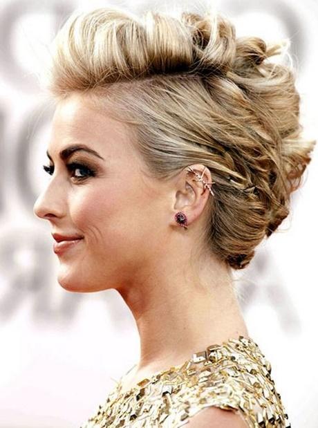 Frisuren kurze haare hochzeit