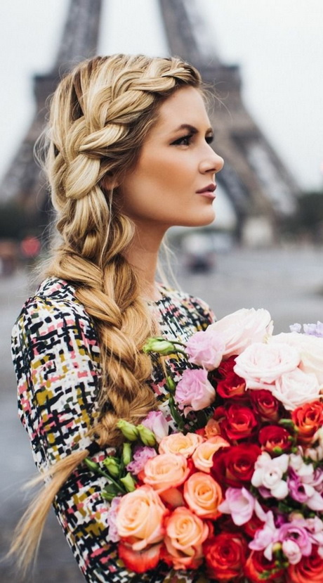 Zpfe lange haare