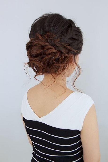 30 Fall Ball Hairstyles Hairstyles Ideas Walk The Falls