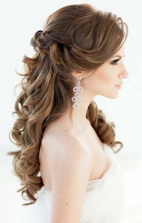 Frisuren lange haare fr hochzeit