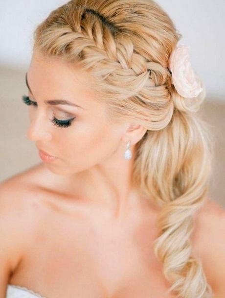 Hochzeitsfrisur Gast Lange Haare