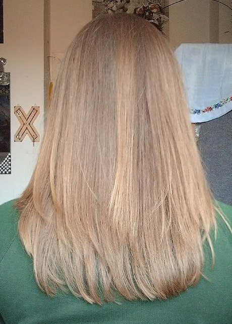 Lange Haare Stufen Hinten