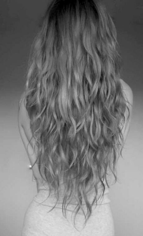 Schner schnitt fr lange haare
