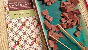Bean to bar chocolate tasting at The Chocolate Garage, Palo Alto