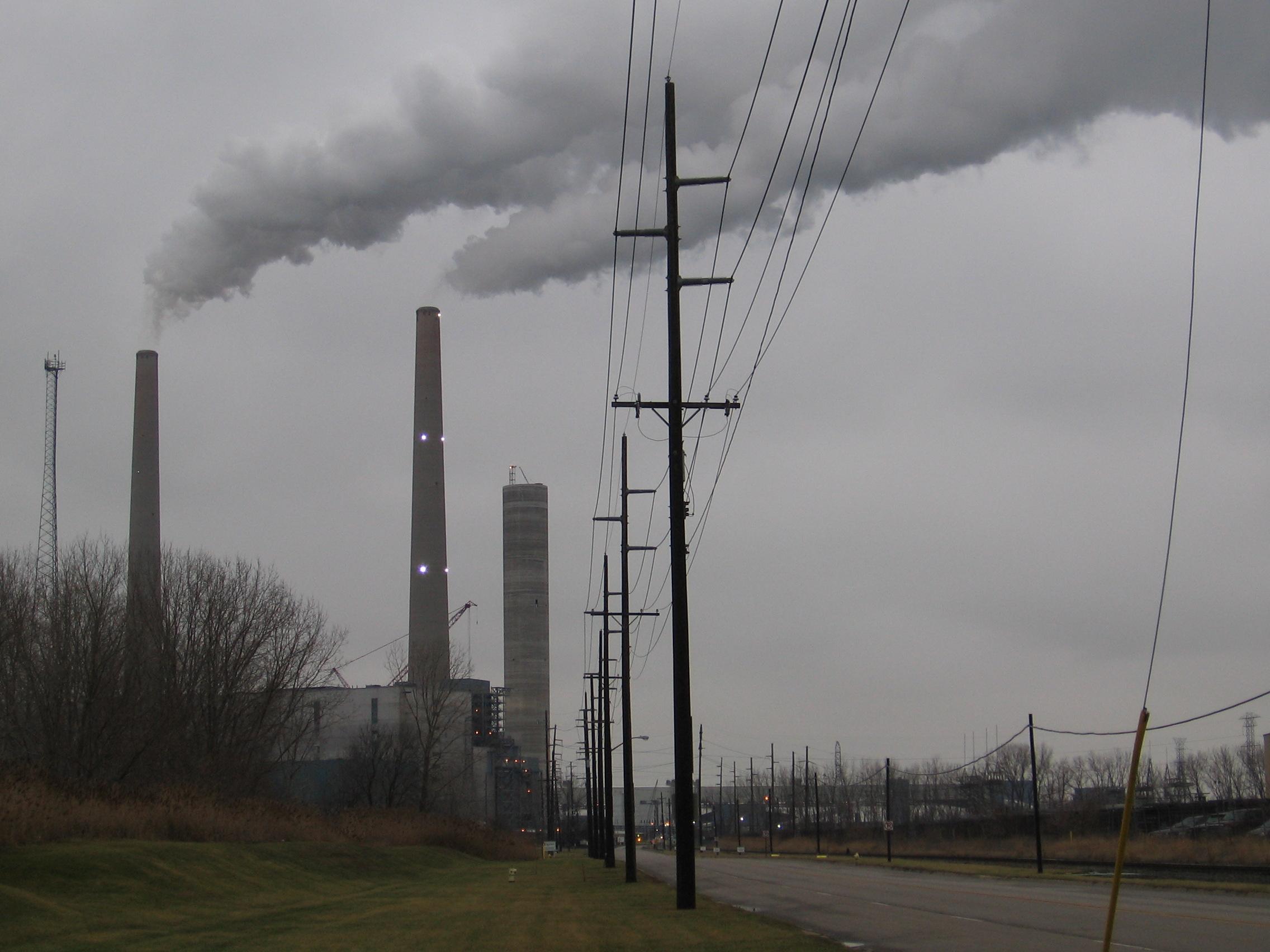 Detroit Edison Coal Trains