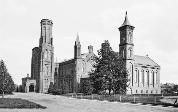 Smithsonian Institution Building Wiki Everipedia