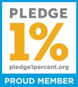 Logo of Pledge 1% movement