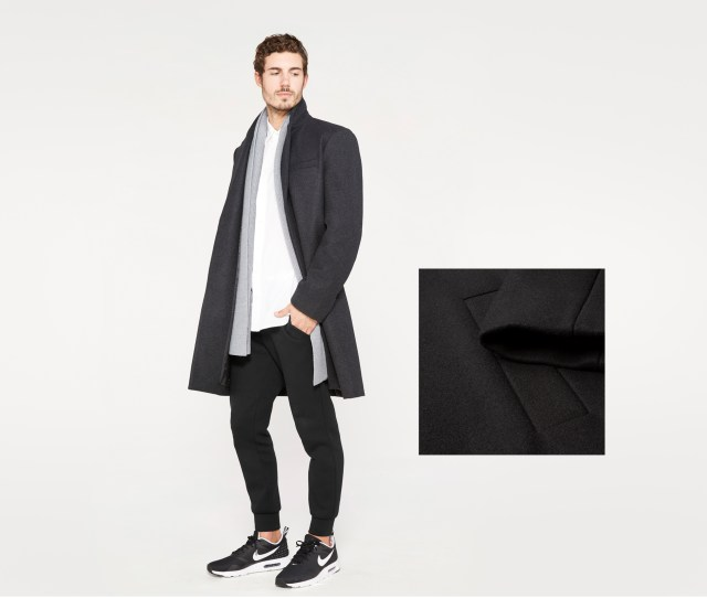 The Wool Overcoat