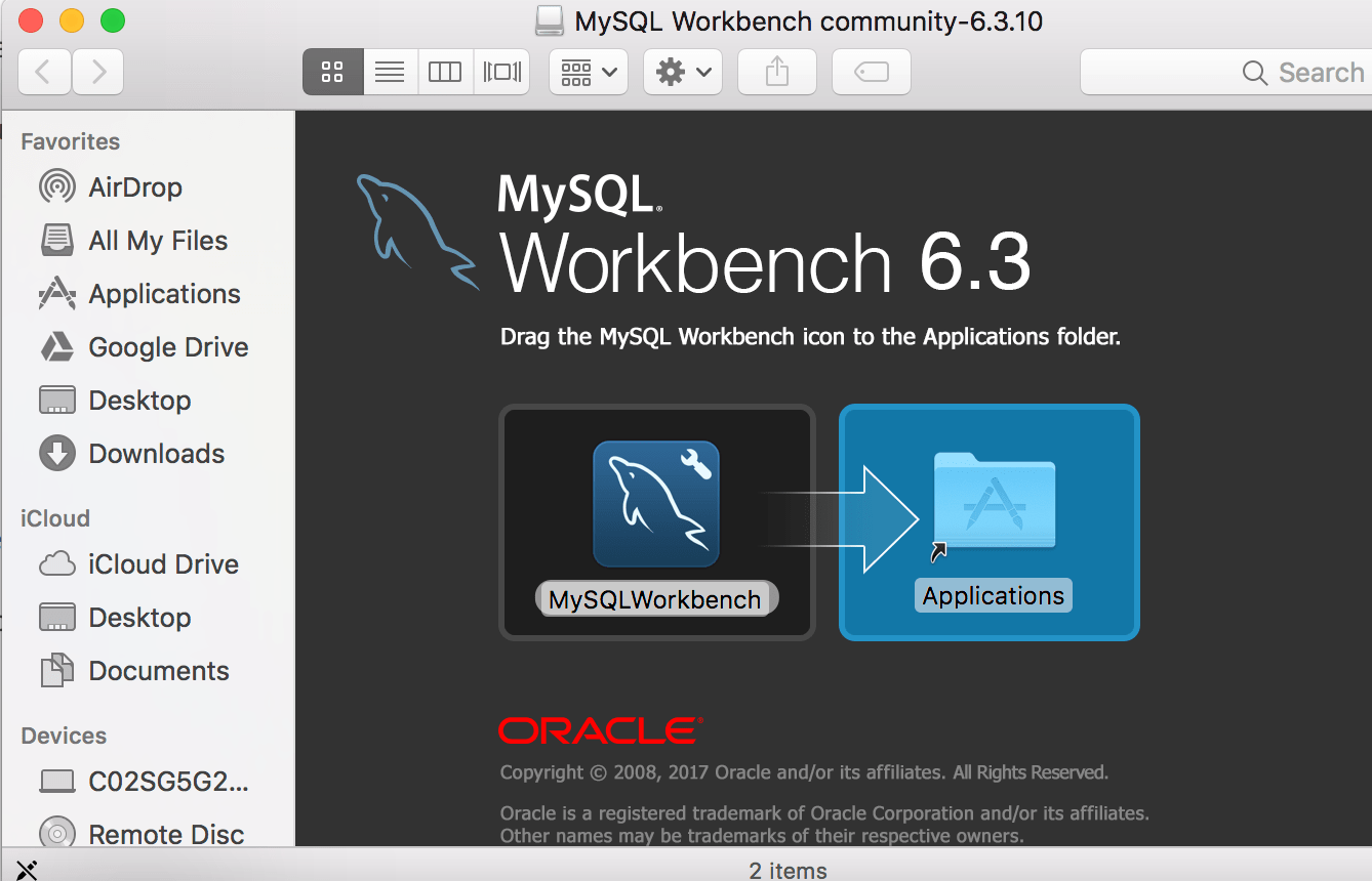 How To Download Mysql Workbench For Mac - everless
